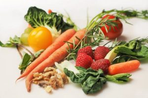 Balanced diet tips for men
