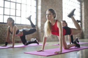 Exercise can increase your flexibility