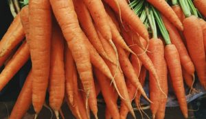 Carrot for healthy life