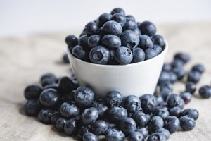 Blueberries for Men's Health