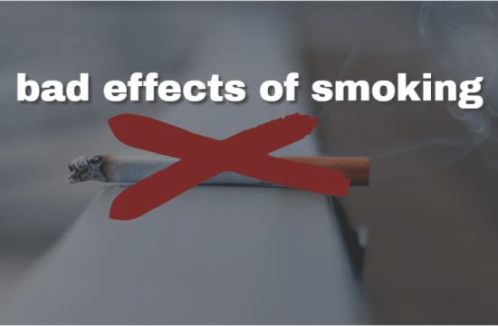 A dialogue about bad effects of smoking | bad effect of smoking