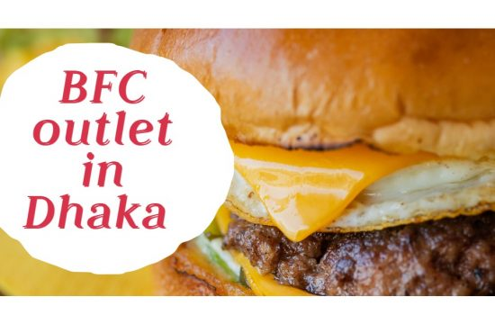 BFC outlet in Dhaka Best Fried Chicken outlet in Dhaka city